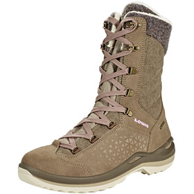 Lowa Barina II GTX Cold Weather Boots Women taupe/pink